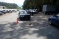 Шадринские водители вновь не поделили дорогу. Пострадали несовершеннолетние