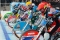 Российские гонщики успешно выступают на командном чемпионате мира по мотогонкам на льду