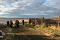 На берегу озера Могильное обнаружено тело рыбака