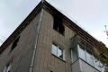 В Шадринске убили двух человек. Квартиру подожгли