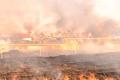 Пожары в регионе. Объявлена чрезвычайная ситуация