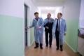 Вадим Шумков по обращению граждан посетил Шадринскую центральную районную больницу