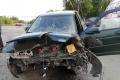 Авто-леди стала виновником ДТП в Шадринске