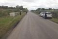 Водитель на хлебном фургоне сбил велосипедиста