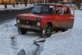 В Шадринске пострадал водитель