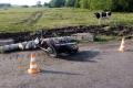 В Шадринском районе пострадали мотоциклист и пассажирка