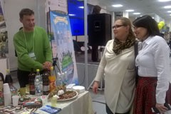 Кулинарный фестиваль «Шадринский гусь» стал лучшим проектом туристической выставки «Зауралье - 2014»