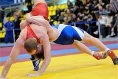 Сергей Черноскутов стал победителем Всероссийского турнира по греко-римской борьбе