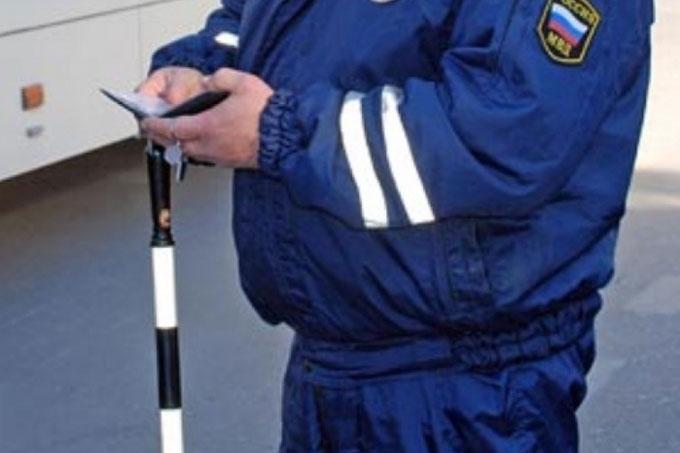 В Шадринске местному жителю предъявлено обвинение в оскорблении сотрудников ГИБДД