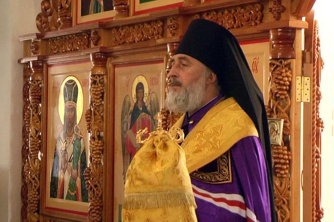 Протоиерей, клирик Волгодонской епархии Владимир Маштанов вступил в должность архиепископа Шадринского и Далматовского