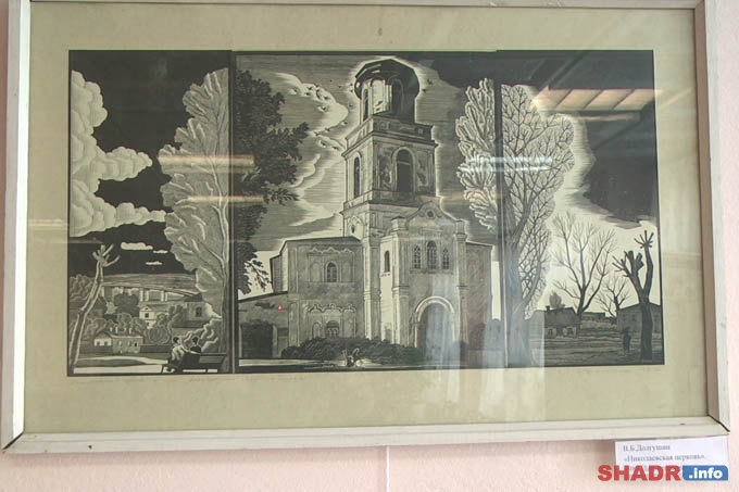 Увидеть город, который мы потеряли, приглашает шадринцев художник Виктор Долгушин