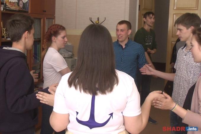 «В вожатских сутках 25 часов» - считают студенты ШГПУ