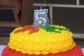 Детское кафе «Pozitiv Park» отметило первый юбилей
