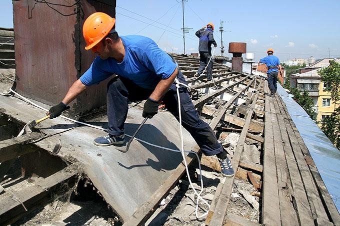Завершен капитальный ремонт в 104-х многоквартирных домах региона