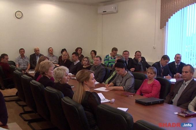 575 многоквартирных домов Шадринска получают тепло
