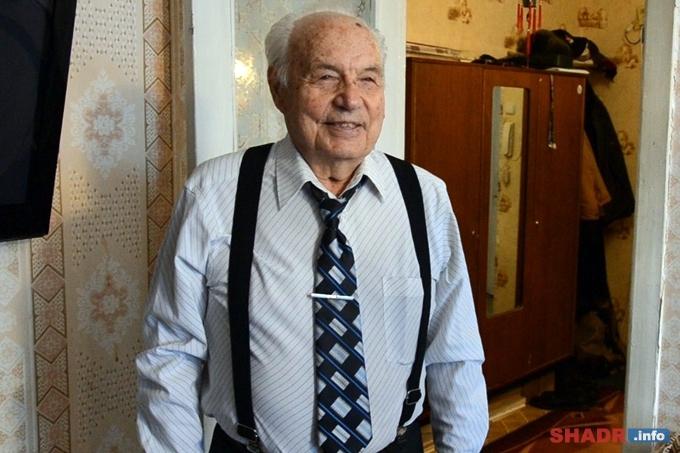 Заслуженный тренер России Альберт Карпов отметил 90-летний юбилей