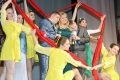 Семья Кудрявцевых представила ШААЗ на конкурсе «Поющая семья УГМК»