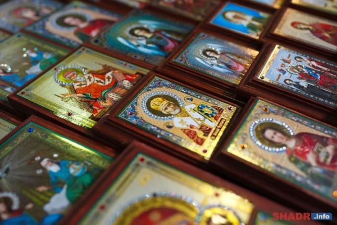 Православная выставка-ярмарка «От покаяния к воскресению России» вновь в Шадринске