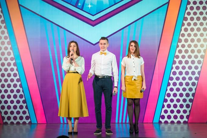 Шадринские студенты-квнщики в Сочи