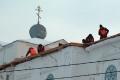 Николаевский храм обретает новую крышу и исторический облик