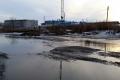 В Шадринске началась подготовка к паводку