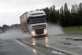На зауральских дорогах ограничат движение грузового транспорта