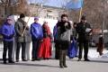 Шадринцы провели митинг в поддержку воссоединения Крыма с Россией