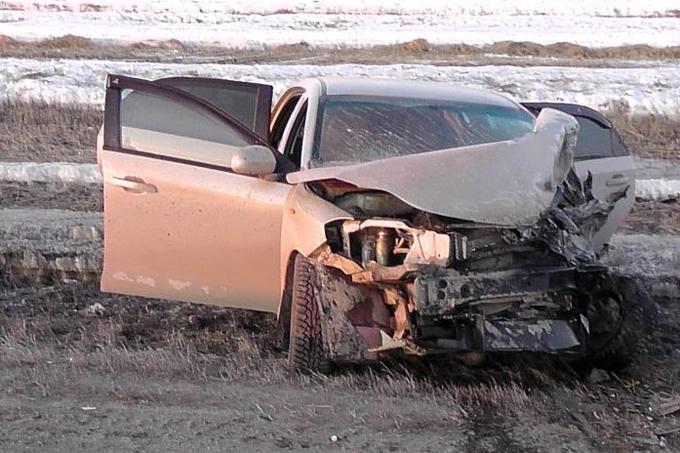 Житель Свердловской области погиб на зауральской трассе
