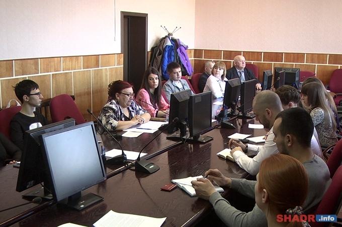 Молодёжная палата Шадринска озвучила планы работы на весну