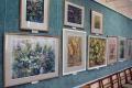 Персональная выставка Надежды Оларь открылась в шадринской художественной школе