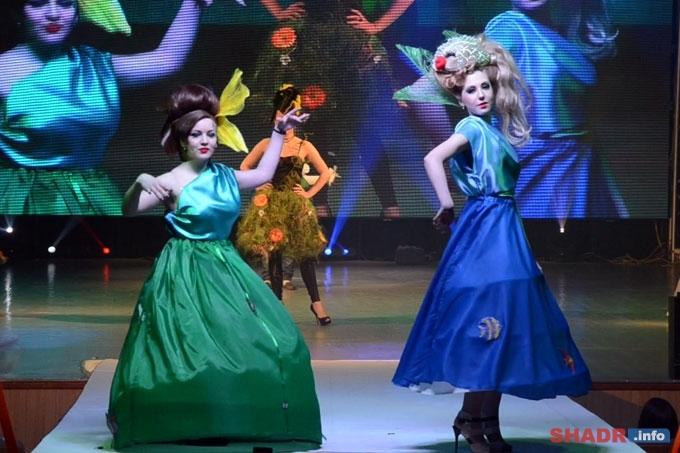 В Шадринске прошел традиционный конкурс парикмахерского искусства «Золотые ножницы»