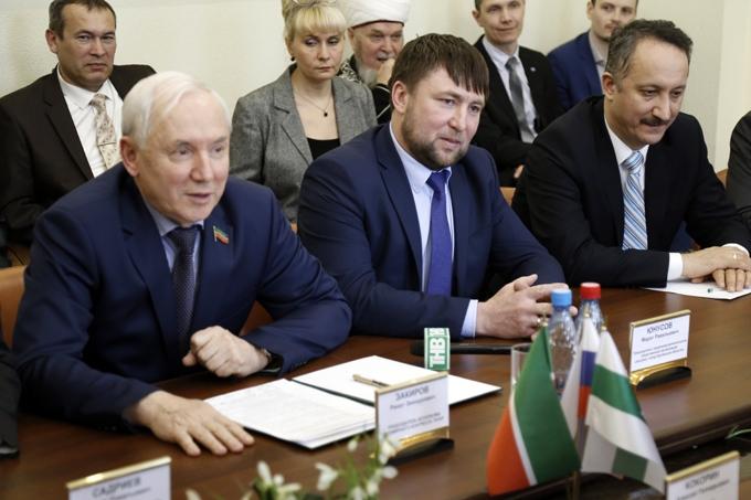 Зауралье посетили представители Всемирного конгресса татар