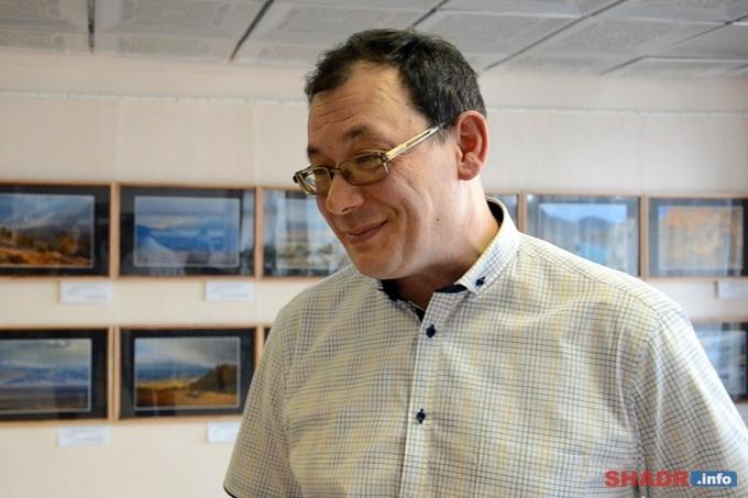 Самый громкий фотоюбилей года в Шадринске: Эдуарду Кутыгину - 50 лет