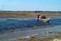 Паводок-2017: сложная ситуация на реке Уй в селе Усть-Уйское