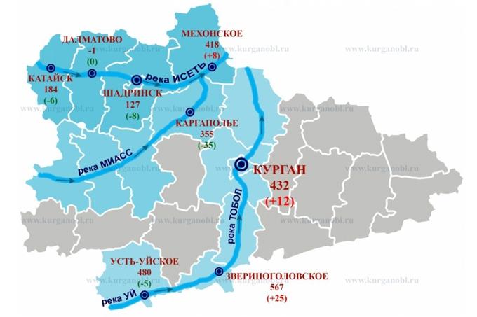 Паводок-2017: крупных сбросов из водохранилищ соседних регионов больше не ожидается
