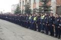 Полицейские переходят на ношение летней формы одежды