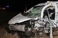 В Зауралье при столкновении легкового автомобиля с большегрузом погиб мужчина