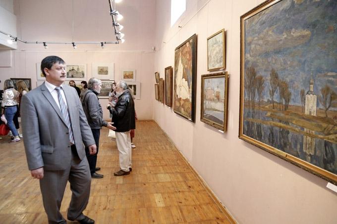 В Кургане открыта выставка, посвященная 200-летию со дня рождения архимандрита Антонина (Капустина)