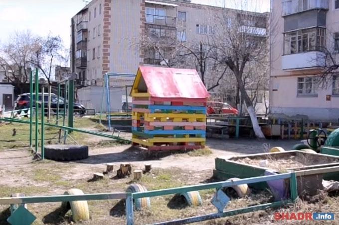 В каких дворах скоро появятся детские площадки, парковки и асфальт?