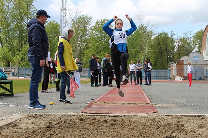 Лёгкой атлетикой завершилась III Спартакиада детей-инвалидов Курганской области