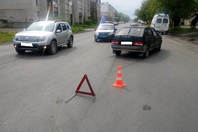 На перекрестке Володарского - Ефремова в Шадринске сбили пожилую женщину