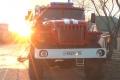 В Шадринске в одной части города произошло 2 пожара