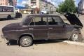 В Шадринске на перекрестке Свердлова - Спартака столкнулись две машины
