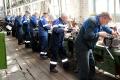 На ШААЗе прошел конкурс слесарей-инструментальщиков