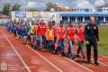 В Шадринске детские команды вступили в борьбу за призы клуба «Кожаный мяч»