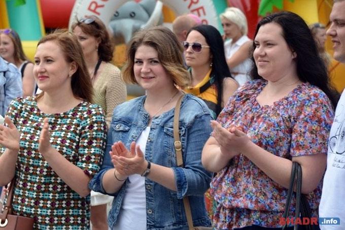 В честь праздника в Шадринске наградили талантливую молодежь