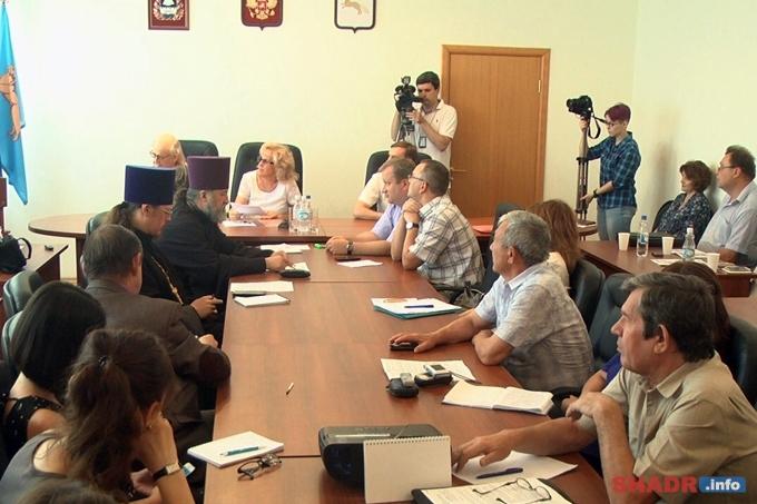 В Шадринске прошел информационный день для журналистов региона