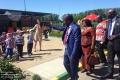 Гости из Западной Африки посетили детский сад №10 «Умка» в Шадринске