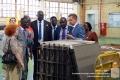 Делегация из республики Бенин побывала на ШААЗе и молочном комбинате