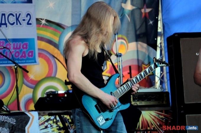 Два дня рок-музыки: в Шадринске прошел фестиваль «Город на Исети»